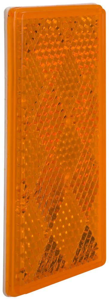 Telemecanique RF13 Photoelectric Sensor Reflector, 3-1/2\' x 1\', Orange 3-1/2 x 1 Schneider Electric