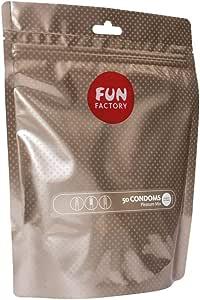 Fun Factory PLEASURE MIX - Condones estriados preservativos pack ...