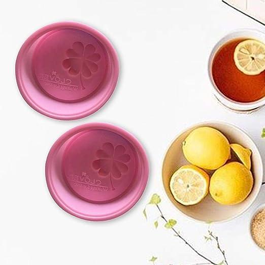 Moldes de Silicona para Hacer jab/ón o Aceite Esencial para decoraci/ón del hogar djryj