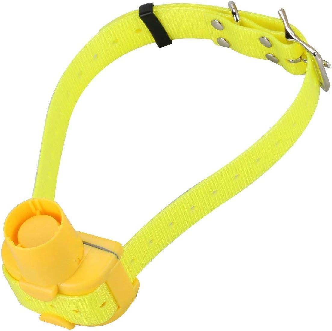 Wodondog Cuello Beeper para el Entrenamiento del Perro de Caza Cuello Impermeable Caza Cuello Beeper Localizador electrónico Collar