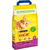 Go-Cat Adult Dry Cat Food Chicken and Duck 4kg - Case of 2 (8kg)