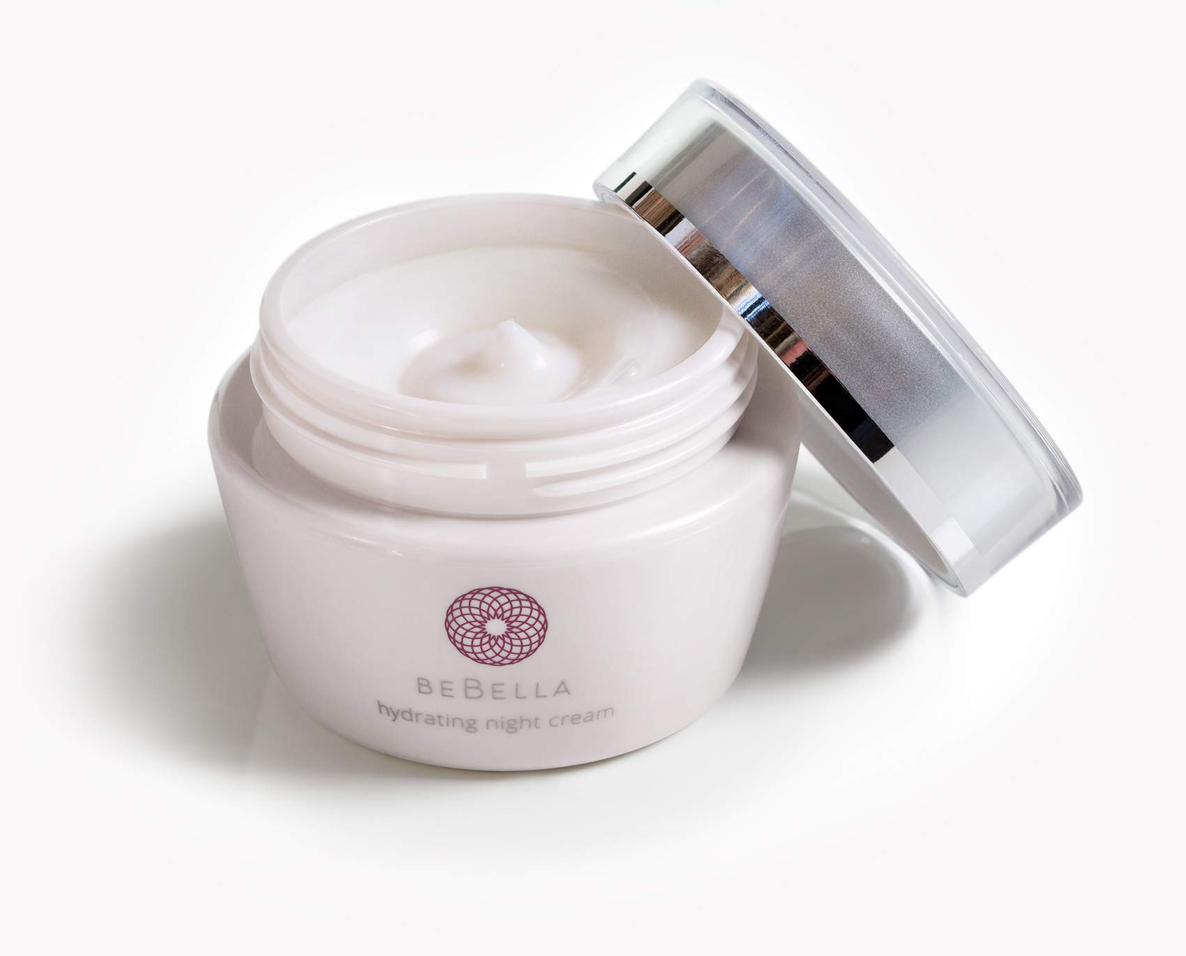 BeBella Probiotic Hydrating Night Cream - Moisturizes and Hydrates Skin to Feel Smooth and Supple - Healthy Skin Care Recovery Natural Defense Anti-Aging Reduce Wrinkles Look Younger Daily