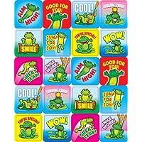Carson Dellosa Frogs Motivational Stickers (0617)