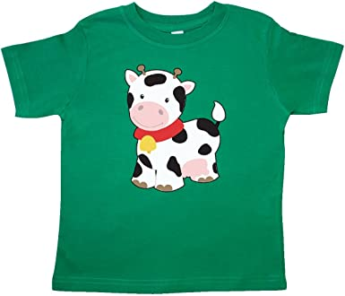 inktastic MooCow Toddler Long Sleeve T-Shirt