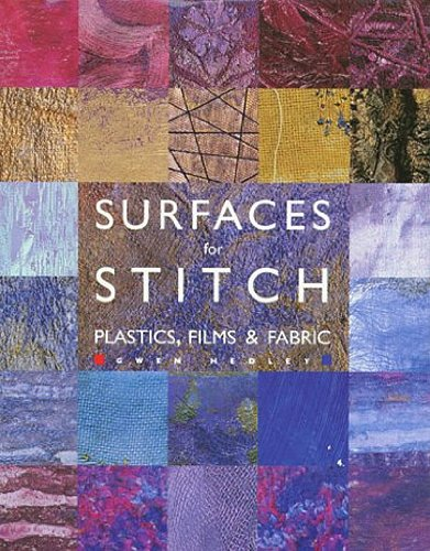Surfaces for Stitch: Plastics, Films & (Ambrosia Fabric)