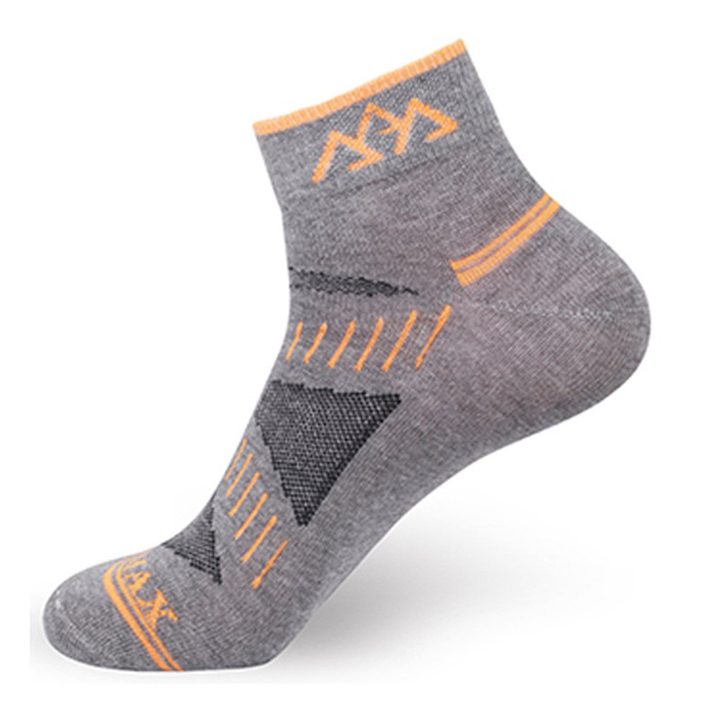 Noga Coolmax Men 3-pack Outdoor Mountaineering Socks Sports Socks Absorb Moisture Permeability Low Socks