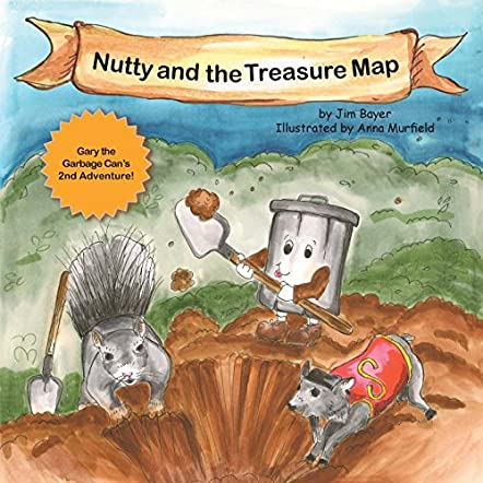 Nutty and the Treasure Map