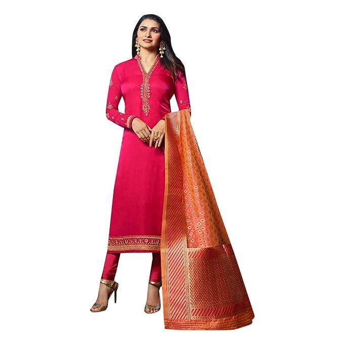 Salwar Kameez Vestido de Mujer Bollywood Shalwar Rakhi Eid ...