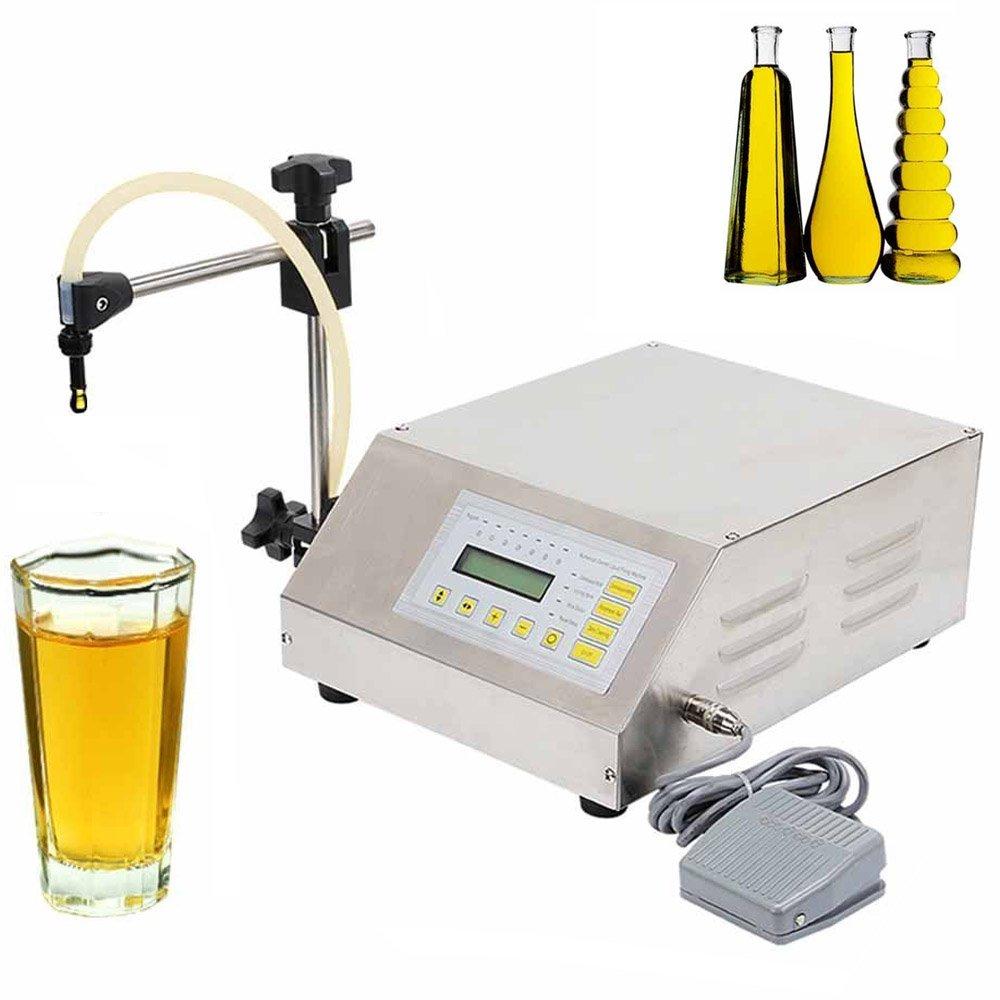 SHZOND Liquid Filling Machine Numerical Control Drink Water Filling Machine 2-3500ml