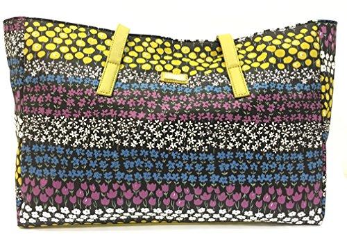 Borsa donna Camomilla, a Spalla, Shopper Parco dei Fiori, cotone fiorato COD. 01428