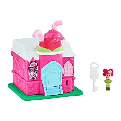 Shopkins Lil Secrets Mini Playset - Rosie Bloom Café: Toys & Games