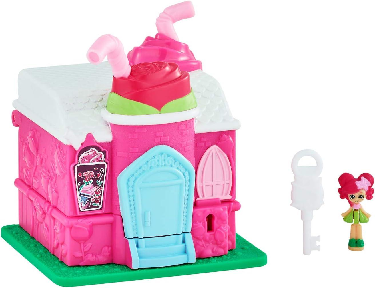 Shopkins Lil Secrets Mini Playset - Rosie Bloom Café