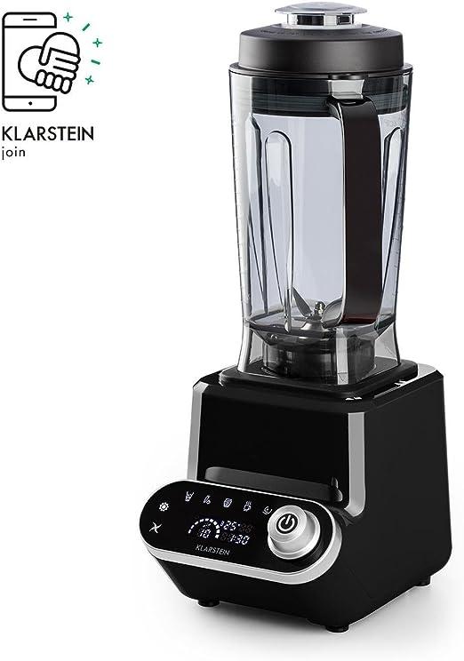 Klarstein Olympus R batidora 1400 W 1, 8 PS sopa Licuadora con ...