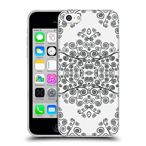 Officiel Monika Strigel Noir Ambroisie Étui Coque en Gel molle pour Apple iPhone 5c