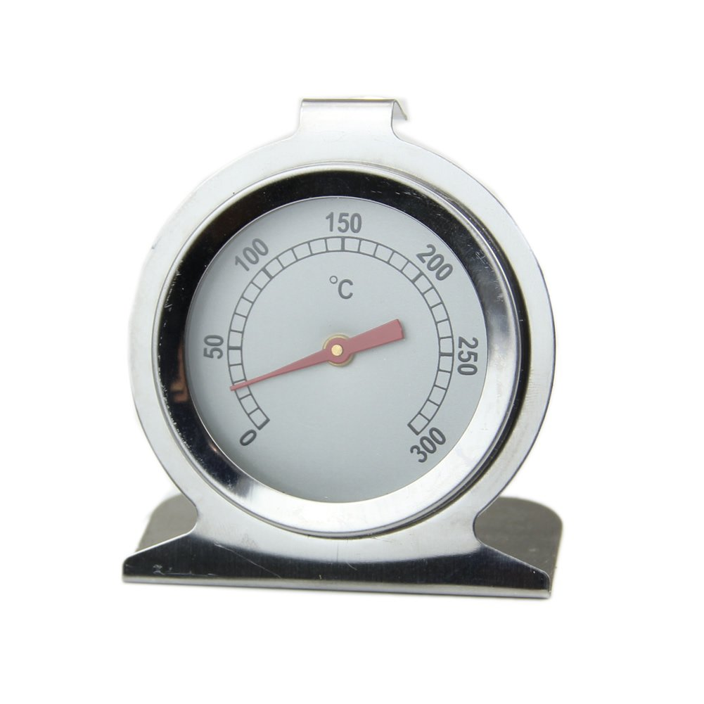 HeroNeo® Classic Stand Up Food New Meat Dial Oven Thermometer Temperature Gauge Gage