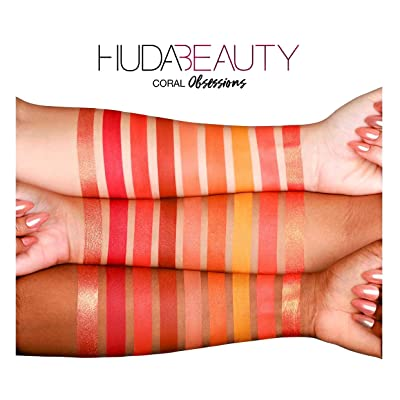 Buy Huda Beauty Coral Obsessions Online in Indonesia. B07CW4BY8R