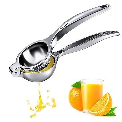 Niviy Exprimidor Manual de Limón Extractor de Frutas, Exprimidor de Manos Fácil de Usar y
