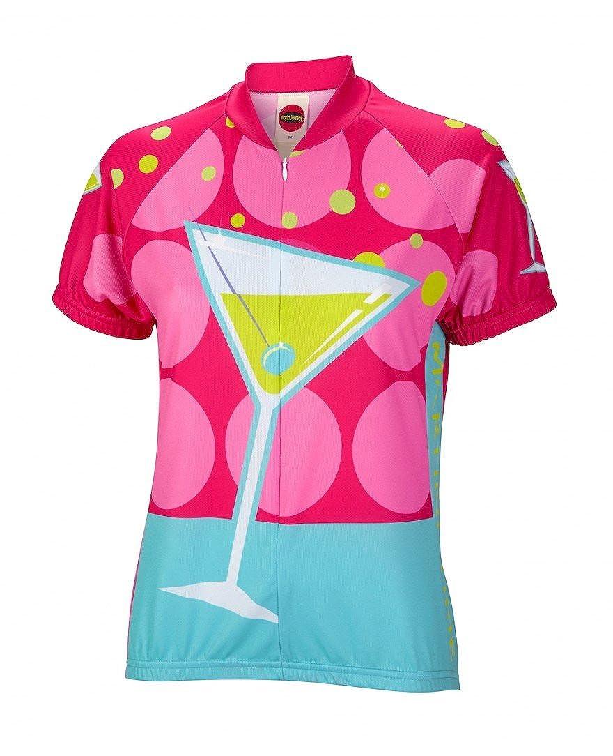 Amazon.com  World Jerseys Women s Martini Time Cycling Jersey  Clothing 2fd6ca5b4