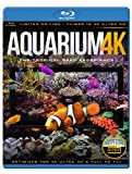 AQUARIUM 4K - The Tropical Reef Experience (Limited Edition - Filmed in 4K ULTRA HD) [Blu-ray]
