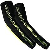 BOBORA アームカバー 腕カバー 冷感 UPF50+ UV対策 日焼け止め 紫外線防止 滑り止め 吸汗速乾 サイクリング用 UVカット 率 99% 運転 自転車用 フィットネス ゴルフ 釣り スポーツ用品 オールシーズン