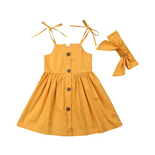 7331e8ba686 Toddler Baby Girls Ruffles Sleeve Dots Bowknot Shirt + Overall Skirt + Headband  Outfits Set School