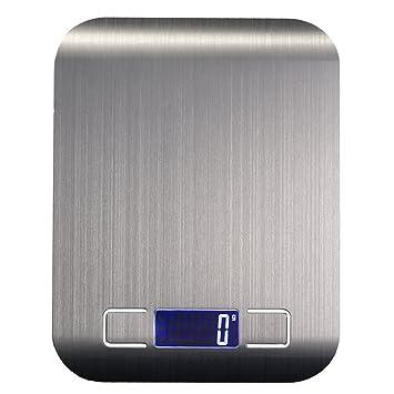 Amazon De Digital Food Scale Mini Scale 5000g 0 1oz 1g