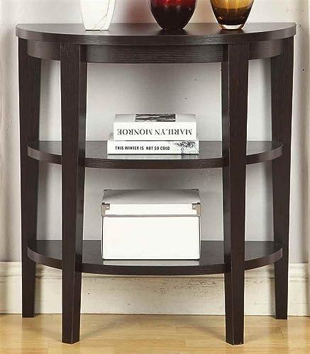 Convenience Concepts 2-Shelf Console Table