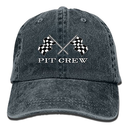 Source Point Checkered Flags Race Car Flag Unisex Adult Baseball Hat Sports Outdoor Cowboy Cap for Men and Women Snapback (Checkered Flag Baseball Cap)