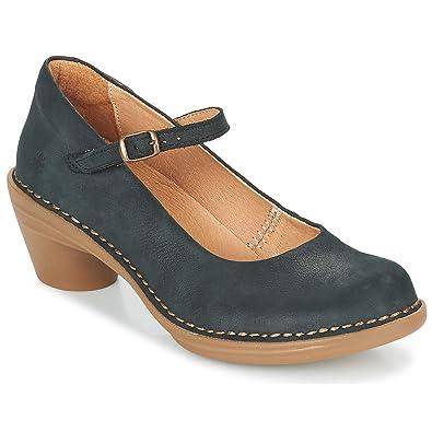 scarpe di separazione cfe00 e36e9 Amazon.com | El Naturalista Women's Aqua N5370 | Pumps