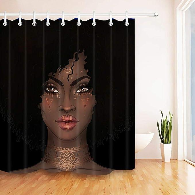 CaknQizawyy 1 Hermosa Mujer Piel Morena Cabello Negro sobre ...
