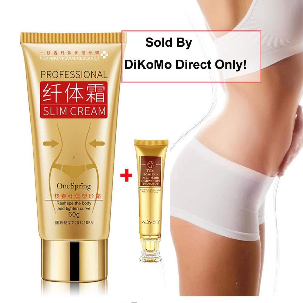DiKoMo Cellulite Removal Cream Fat Burn Cream Professional Anti-cellulite Slimming Cream Muscle Relaxer DiKoMo Direct