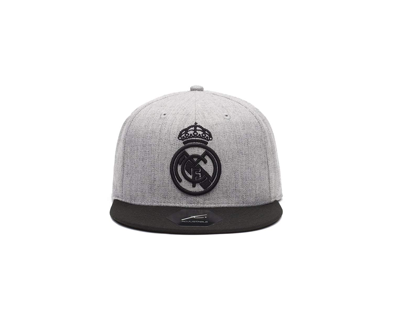 FI COLLECTION Real Madrid - Corbata, Color Gris y Negro: Amazon.es ...