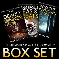 The Ghosts of Sky Valley Cozy Mystery Box Set