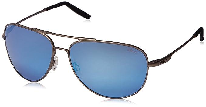 a4e310d6dc8 Revo Re 3087 Windspeed Polarized Sport Sunglasses Aviator