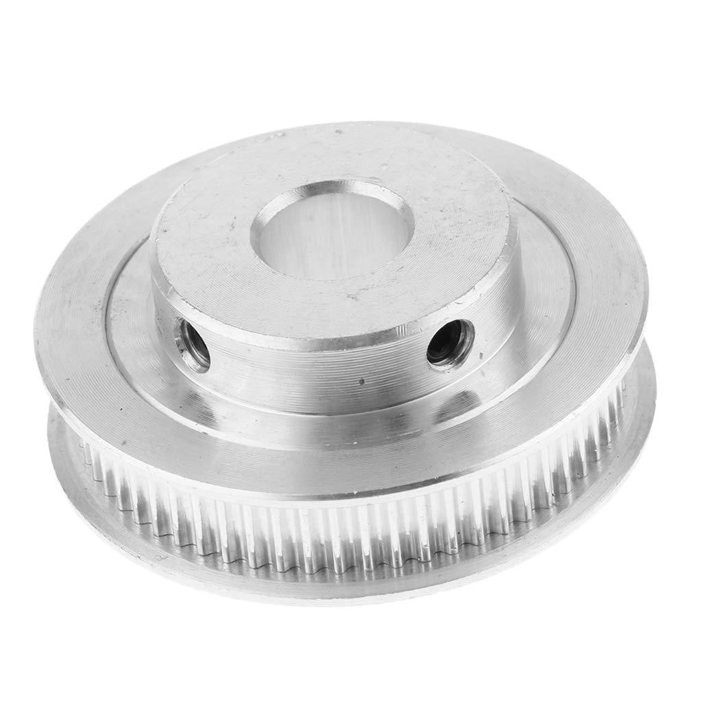 Sharplace Polea Correa Distribución Aleación Aluminio 60 ...