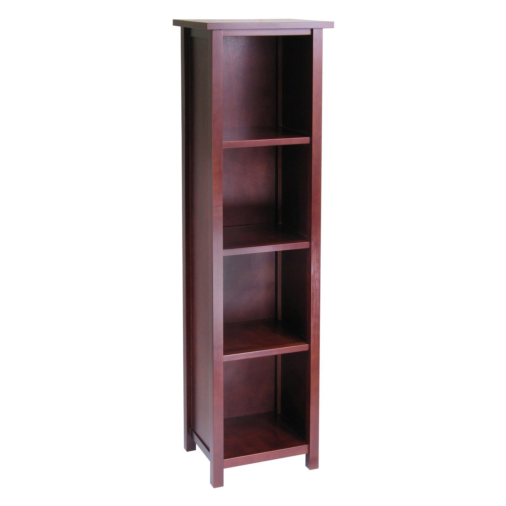 Winsome Wood 5-Tier Storage Shelf, Tall
