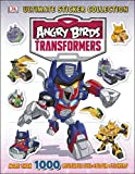 Angry Birds Transformers Ultimate Sticker Collection (Ultimate Stickers)