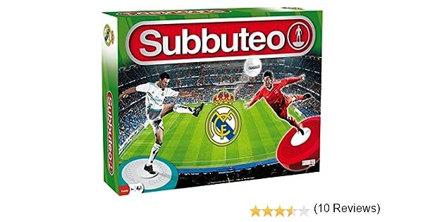 ELEVEN FORCE Subbuteo Real Madrid 40x28-6 años: Amazon.es ...