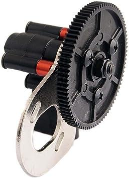 powerday HSP 18024 - Caja de Cambios para 1/10 RC HSP 94180 4WD ...