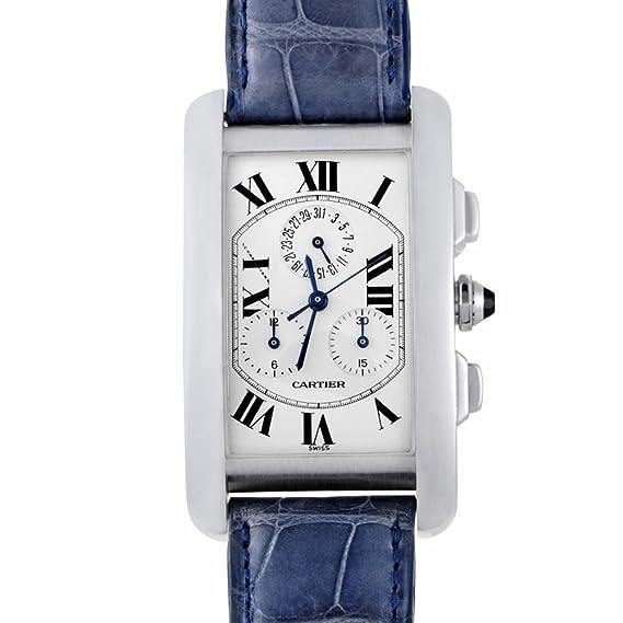 Cartier Pasha Cuarzo Mens Reloj w2603356 (Certificado) de Segunda Mano