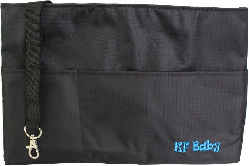 Baby Diaper bag organizer insert Large 30x12  Made to order  khaki