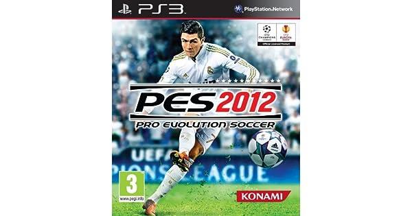 Amazon com: Pro Evolution Soccer 2012 (PS3): Video Games