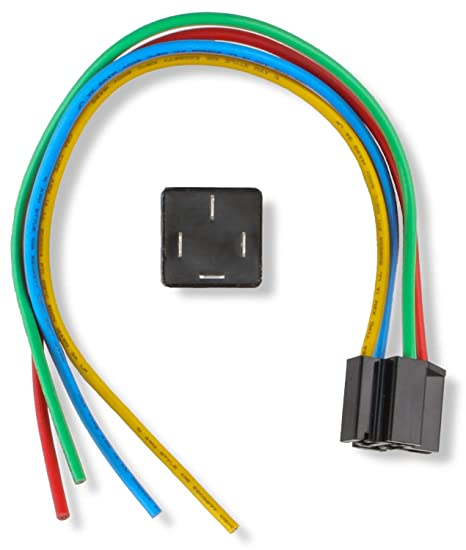 61%2BIdPPUguL._SX466_ amazon com msd 89612 solid state n o replay w socket harness