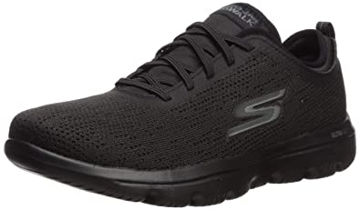 95f34d1e9a2e6 Skechers Women's GO Walk Evolution Ultra-MIRABLE Sneaker, Black, ...