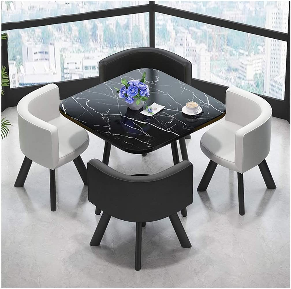 Amazon.com : Cafe Table and Chair Combination Hotel Reception