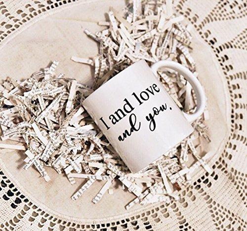 I AND LOVE and you Mug Coffee Mug Tea Mug Valentine Mug Valentine Gift Love Mug 11oz 15oz