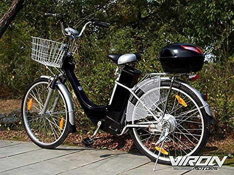 """Elektrofahrrad 250W / 36V E-Bike 26"""" Zoll Pedelec Fahrrad Mit"""
