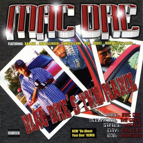 Mac Dre's the Name [Explicit] for sale  Delivered anywhere in USA