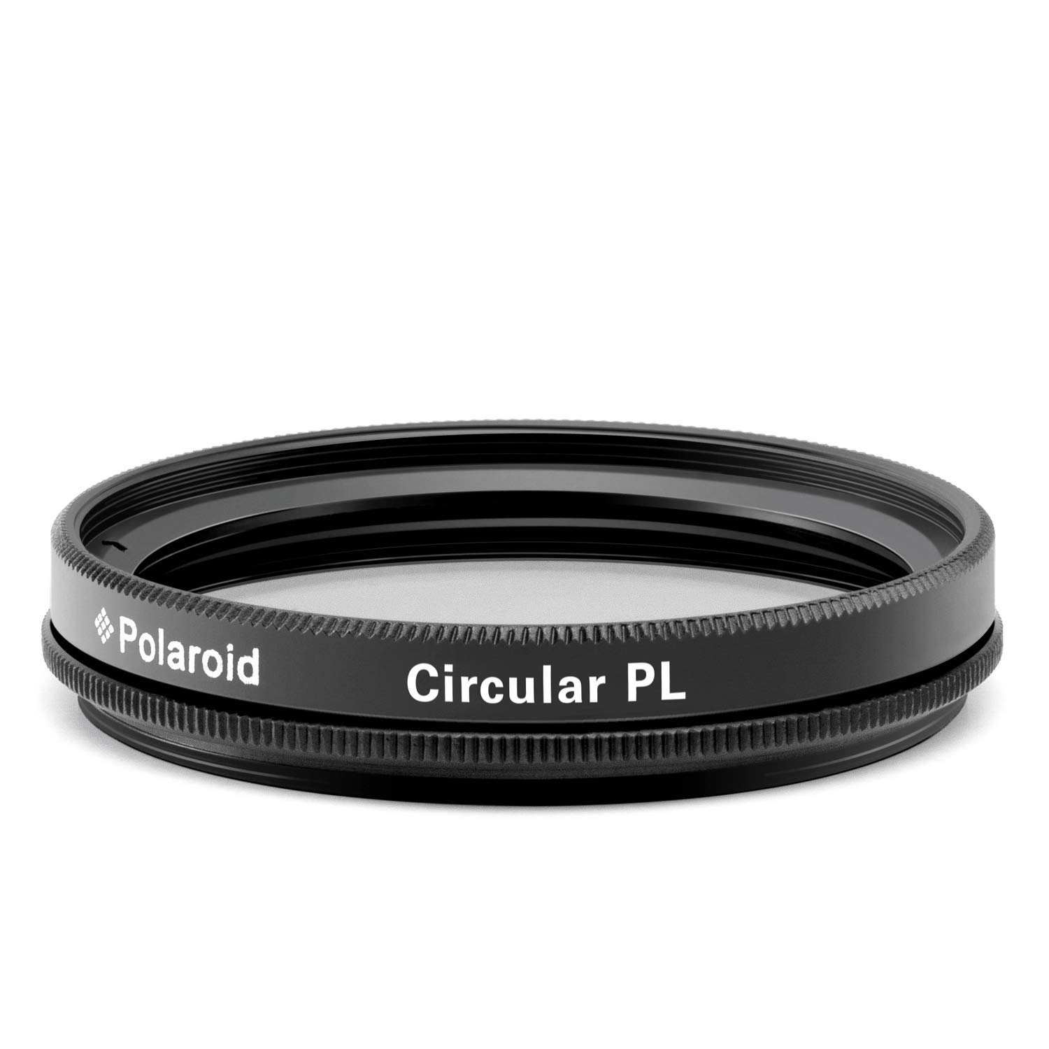 Polaroid Optics 62mm Multi-Coated Circular Polarizer Filter [CPL] For 'On Location' Color Saturation, Contrast & Reflection Control– Compatible w/All Popular Camera Lens Models PLFILCPL62