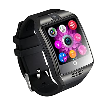 Generisches Q18 - Smartwatch para Android e iOS (con TF ...